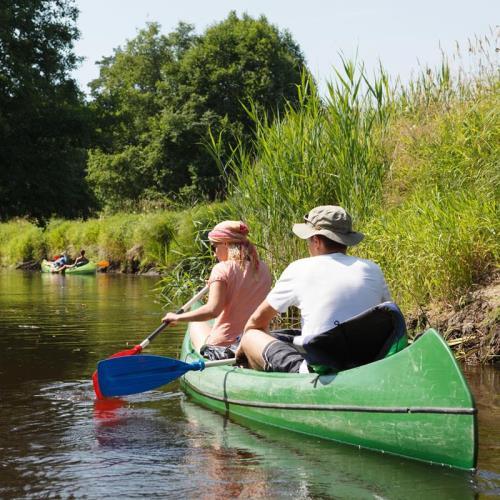 Canoe Giethoorn